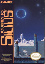 Journey to Silius NES cover