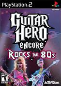 Guitar Hero Encore 80s