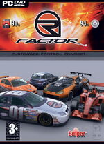 Rfactor PC cover