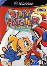 Billy Hatcher And The Giant Egg GC cover