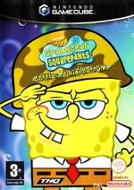 Spongebob Squarepants Battle For Bikini Bottom GC cover