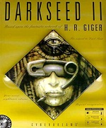 Dark Seed II Coverart