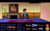 Maniac Mansion Deluxe screenshot
