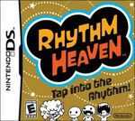 Rhythm heaven box art
