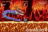 Super Ghouls N Ghosts SNES screenshot