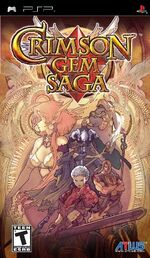 Crimson Gem Saga Cover