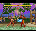 Super Street Fighter 2 SNES screenshot