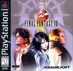 Final Fantasy 8 ntsc-front