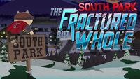 South Park The Fractured But Whole cover
