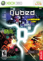 Qubed xbox cover