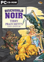 Discworld Noir Coverart