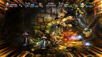Dragons Crown PSVita screenshot