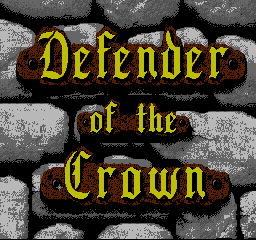Defender of the Crown (U) 002