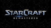 StarCraft Remastered PC cover