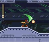 Mega Man X 3 SNES screenshot