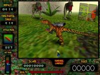 Nanosaur Mac screenshot