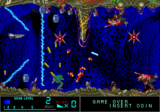 Metal Black arcade screenshot