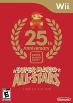 Super Mario All Stars Limited Edition