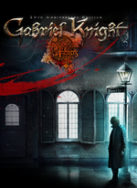Gabriel Knight 20th Anniversary cover
