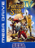 Phantasy Star EotM cover