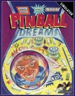 Pinball Dreams Amiga cover
