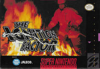 The Ignition Factor cover