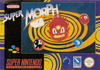 Super Morph SNES cover