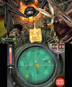 Bugs vs tanks screen