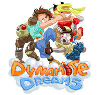 Dynamite Dreams Dreamcast art