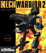 Mechwarrior 2 PC cover