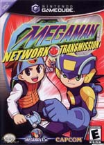 Mega Man Network Transmission GC cover