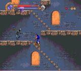 Castlevania Dracula X SNES screenshot
