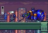 Mega Man X SNES screenshot