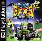 Team Buddies NTSC cover