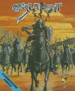 Onslaught Amiga cover