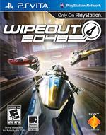 Wipeout 2048 PSVita cover