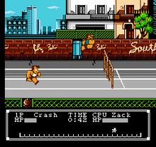 Crash 'n the Boys - Street Challenge Gameplay