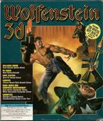 Wolfenstein 3D PC cover