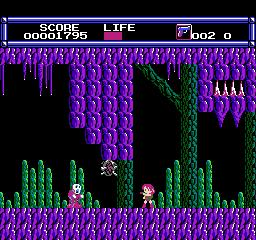 Layla Famicom screenshot