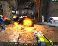 Nexuiz screenshot 7