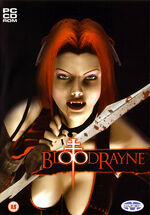 Bloodrayne PC cover