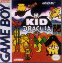 Kid Dracula (cover)