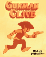 Gunman Clive PC cover