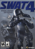 SWAT 4 Coverart