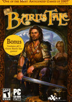 The Bards Tale PC cover