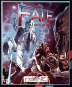 Fate Gates of Dawn Amiga cover