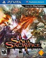 Soul Sacrifice PSVita cover