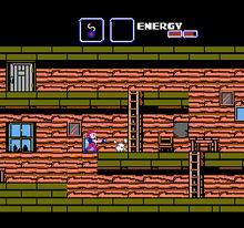 The Goonies II Gameplay