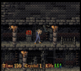 Nosferatu SNES screenshot