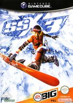 SSX 3 GC cover